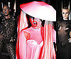 Lady Gaga Walks Mugler Fall 2011 Show at Paris Fashion Week