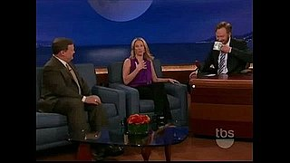 Chelsea Handler Explains Her Dislike of Redheads to Conan O'Brien