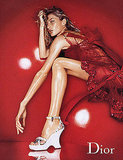 Gisele Bundchen by Nick Knight, Spring 2003