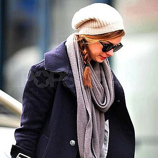 Pictures of Anne Hathaway in London