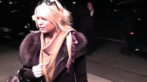 Video: Jessica Simpson Laughs Off X Factor Questions