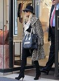 Nicole Richie Gets Her Fashion Fix on a French Shopping Spree