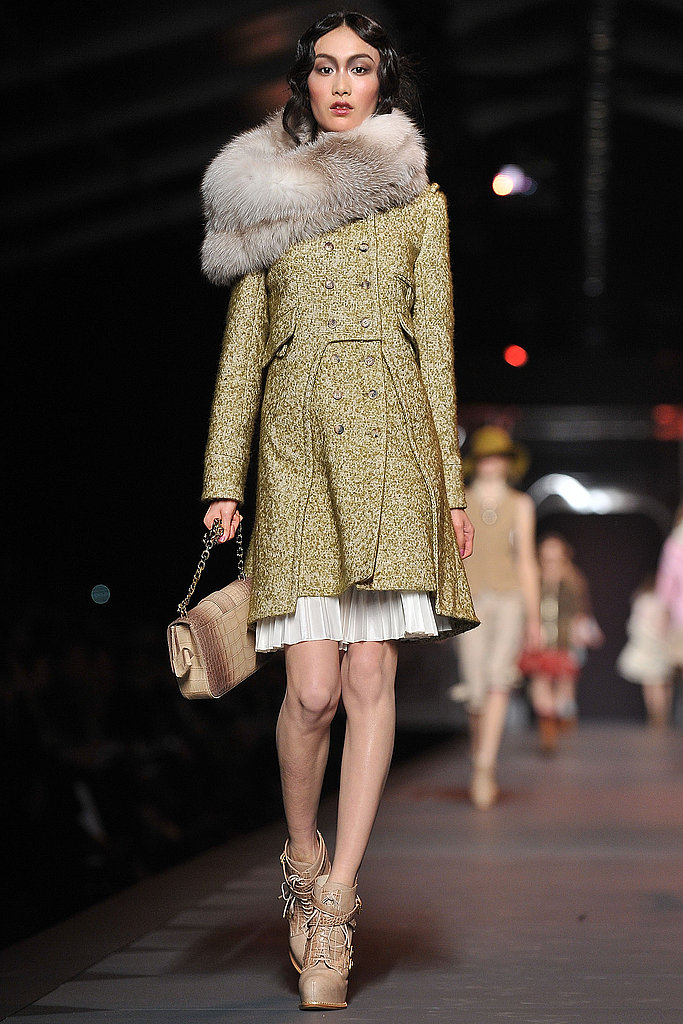 2011 Fall Paris Fashion Week: Christian Dior