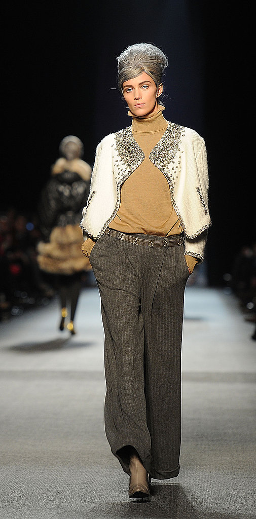 Jean Paul Gaultier Fall 2011