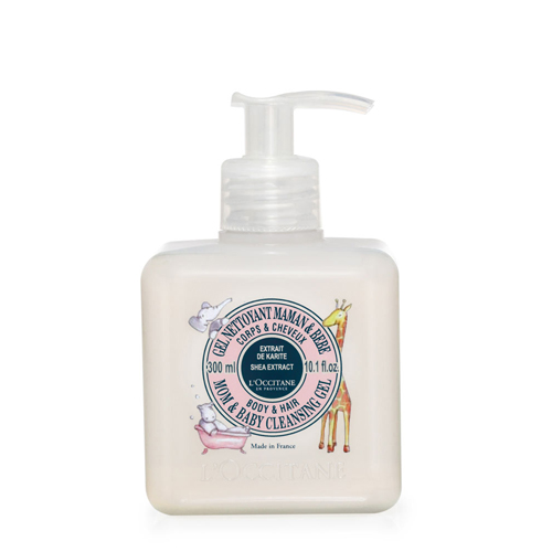 L'Occitane Mom & Baby Cleansing Gel, $29.95