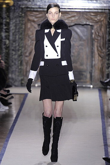 Yves Saint Laurent Fall 2011