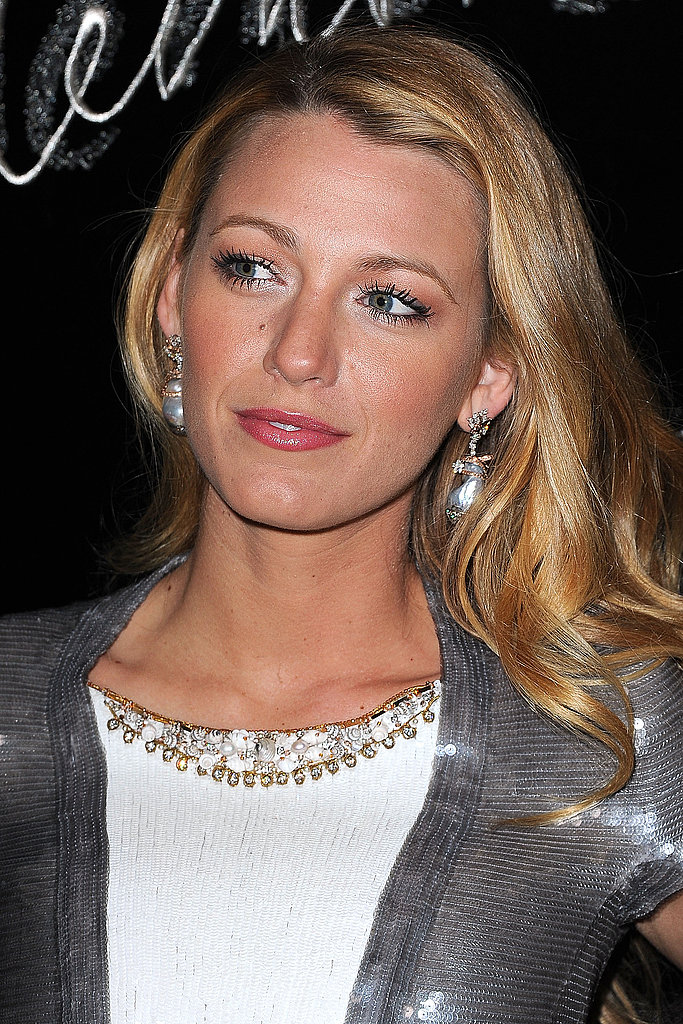 Chanel Dinner For Blake Lively