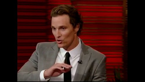 Matthew McConaughey Talks About Vida Dating