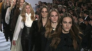 Chloe Fall 2011 Runway Paris Fashion Week