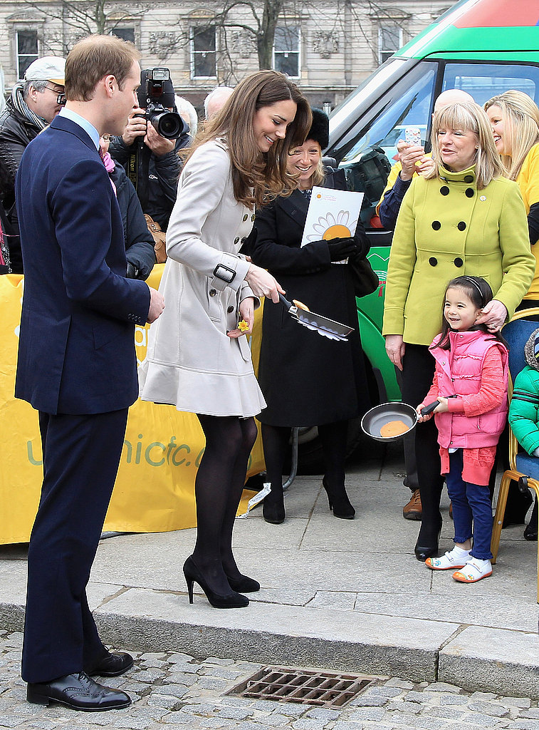 Prince William and Kate Middleton Take Their Official Tour to Northern Ireland