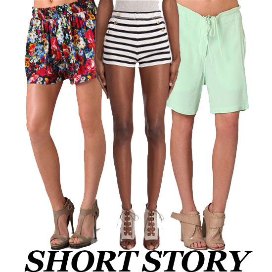 10 Fresh Pairs of Spring Shorts You Need Now!