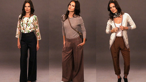 How to Wear Slouchy Trousers