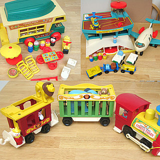 Vintage Fisher Price Toys For Kids
