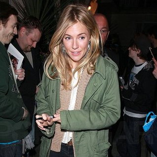 Sienna Miller Talks About Her Split From Jude Law