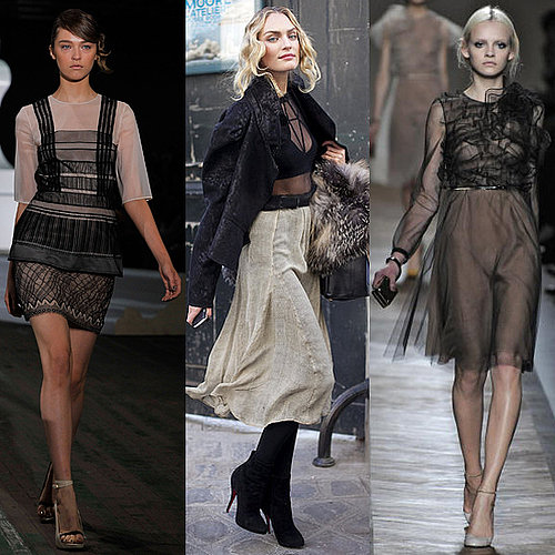Trend Alert: Sheer Black Pieces to Add Sexiness to Your Outfit