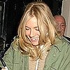 Pictures of Sienna Miller Signing Autographs, Sienna Miller Not Engaged to Jude Law