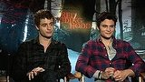 Video Interview With Red Riding Hood's Shiloh Fernandez and Max Irons Talking Amanda Seyfried and Onscreen Rivalry