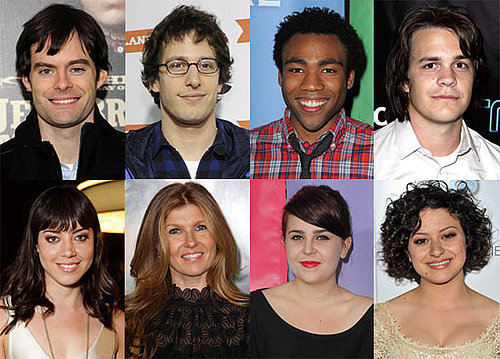 Donald Glover and Andy Samberg Join Bill Hader and Aubrey Plaza in Hand Job