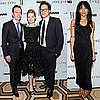Pictures of Zoe Kravitz, Mia Wasikowska, Michael Fassbender, and Cary Fukunaga at the NYC Jane Eyre Premiere 2011-03-10 05:50:21