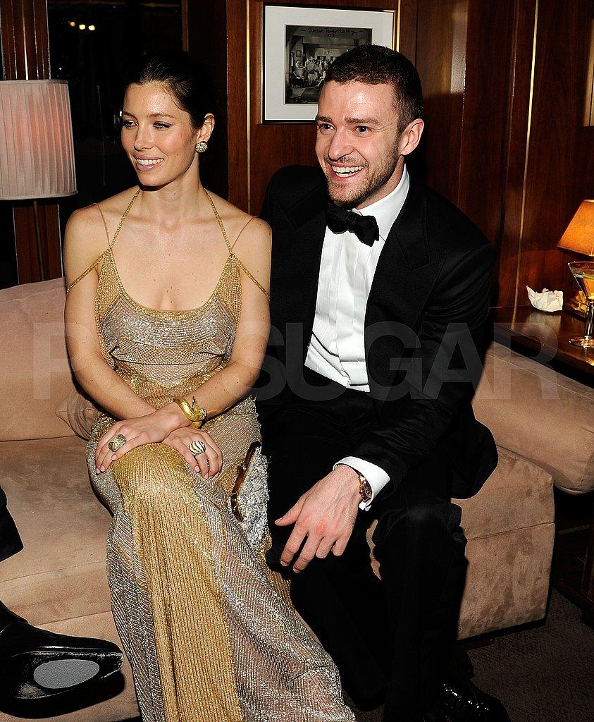 Justin Timberlake and ... Jessica Biel Split