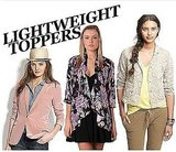 Don't forget to check out our favorite lightweight jackets for Spring!