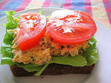 Chickpea and Hijiki Salad Sandwich