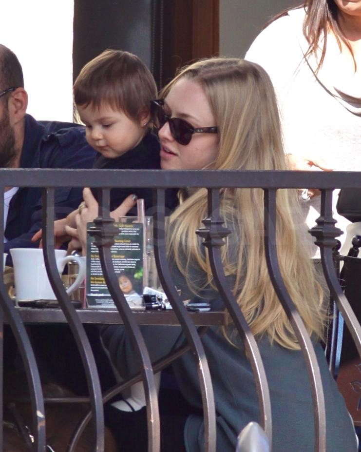 Ryan Lays Low Amid Paternity Claims During a Weekend With Amanda and His Kids