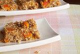 Tropical Quinoa Health Bars