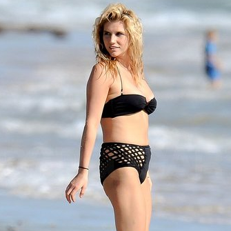Pictures of Ke$ha in a Bikini While on Tour in Australia
