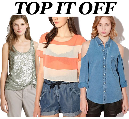 Need Now: 10 Stylish Spring Tops That'll Transform Your Wardrobe!