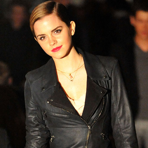 First Peek at Emma Watson For Lancome Ad