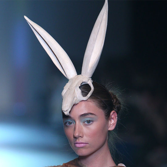 Things Get Downright Animalistic at Melbourne Fashion Festival