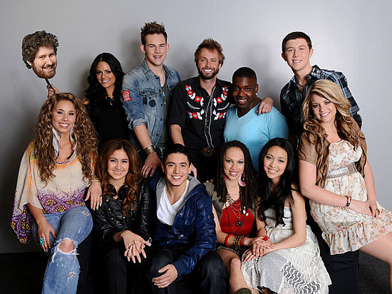 The American Idol Top 12 Heats Things Up