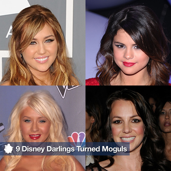 Disney Stars Turned Business Moguls