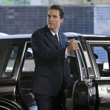 The Lincoln Lawyer Movie Review Starring Matthew McConaughey, Ryan Phillippe and Marisa Tomei