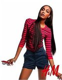 Jourdan Dunn and H&M showed us their idea of a romantic preppy Spring; we gave you ideas on where to wear them.