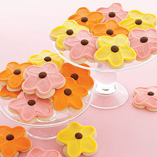 Flower Cookies For Dogs