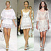 Trend Alert: White Eyelet and Lace dominate Spring's Fresh Feeling