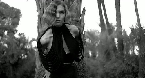Arizona Muse In Yves Saint Laurent S/S 2011 Campaign Video