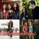 2011 Movie Sequels, Including Breaking Dawn Part I and Harry Potter and the Deathly Hallows Part II