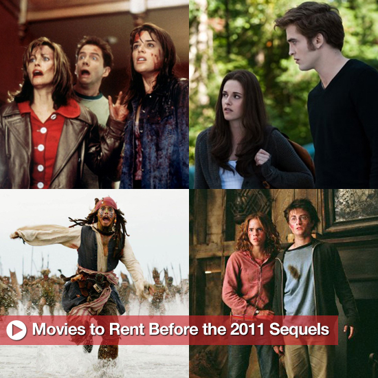 They're Baaaack: Movies to Rent Before the 2011 Sequels