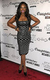 Jennifer Hudson Hits the Red Carpet to Celebrate Her Second Album