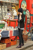 Taylor Swift Makes a Visit to London's Famous Portobello Road