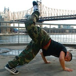 BuddhaXtreme Holds Charity Yoga Breakdance Workshop For Japan at Earth Yoga NYC Tonight