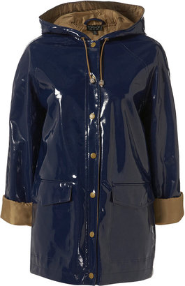 Topshop Plastic Mac Coat ($92)