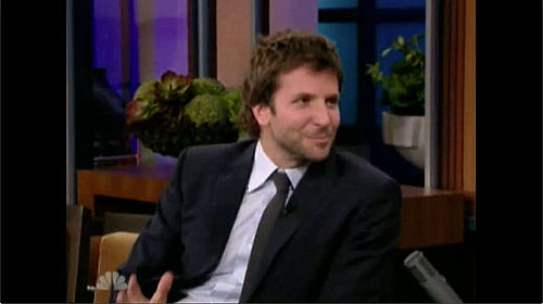 Bradley Cooper Talks About The Hangover 2 on The Tonight Show