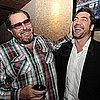 Pictures of Javier Bardem Hosting a Party For Julian Schnabel&#039;s Miral