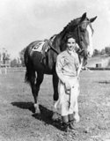 National Velvet in 1944.