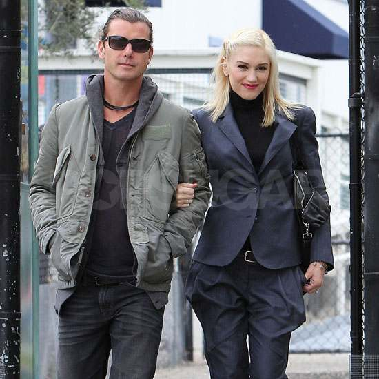 Gwen Stefani Goes From Her $1 Million Donation to Hanging With Gavin