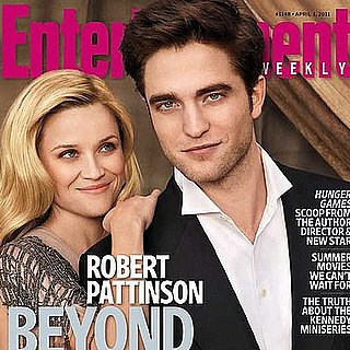 Pictures and Quotes From Water For Elephant's Robert Pattinson and Reese Witherspoon in Entertainment Weekly